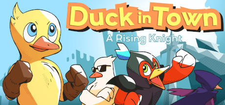 Duck in Town A Rising Knight Free Download PC Game