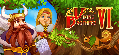 Viking Brothers 6 Free Download PC Game
