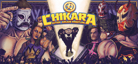 CHIKARA Action Arcade Wrestling Free Download PC Game