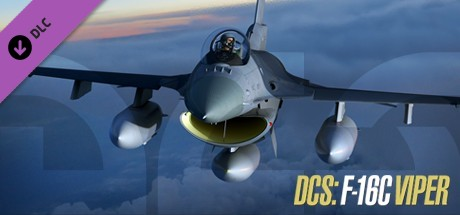 DCS F 16C Viper Free Download PC Game