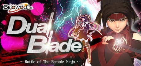Dual Blade Battle of The Female Ninja Free Download PC Game