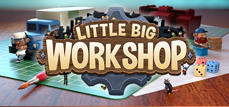 Little Big Workshop Download Free PC Game