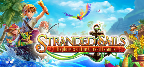 Stranded Sails Explorers of the Cursed Islands Free Download PC Game