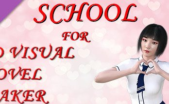 School for 3D Visual Novel Maker Free Download PC Game