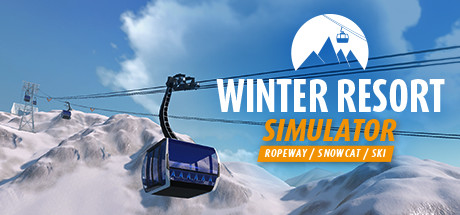 Winter Resort Simulator Free Download PC Game