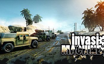 Invasion Machine Free Download PC Game