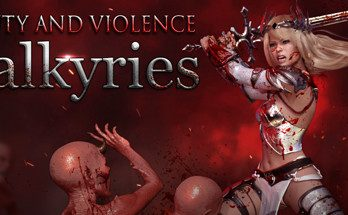 Beauty And Violence Valkyries Free Download PC Game