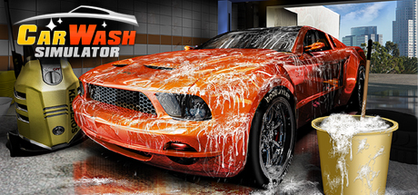 Car Wash Simulator PC Game Free Download for Mac