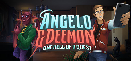 Angelo and Deemon One Hell of a Quest Free Download Game