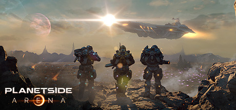 PlanetSide Arena Free Download PC Game