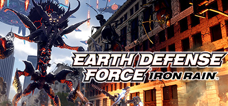 Earth Defense Force Iron Rain Free Download PC Game