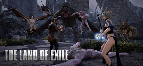 The Land of Exile Free Download PC Game