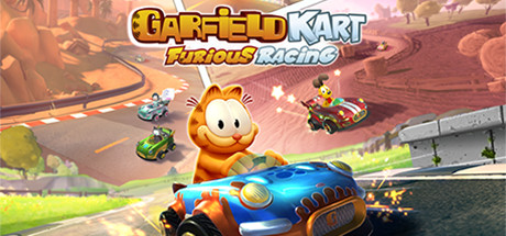 Garfield Kart Furious Racing Free Download PC Game
