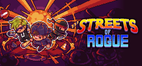 Streets of Rogue For Mac Free Download Game