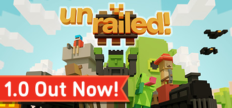 Unrailed Free Download PC Game for Mac/Win Torrent