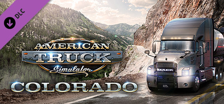American Truck Simulator Colorado Download Free Game