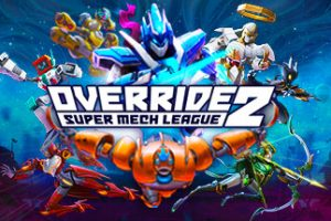 Override 2 Super Mech League Download Free MAC Game