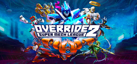 Override 2 Super Mech League PC Game Free Download