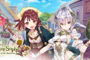 Atelier Sophie: The Alchemist Of The Mysterious Book Free Download (v1.0.0.21)